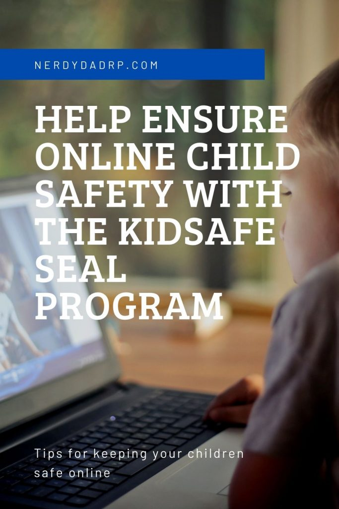 Help Ensure Online Child Safety with the kidSAFE Seal Program