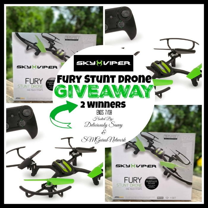 drone giveaway