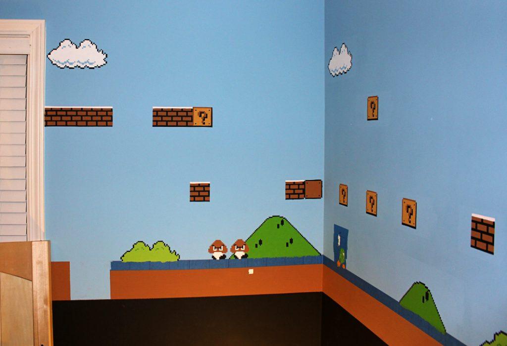 mario walls