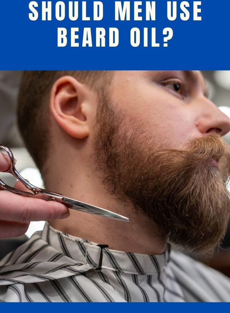 facial hair grooming