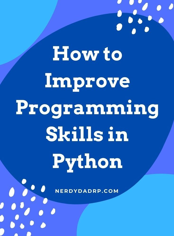 How to Improve Programming Skills in Python