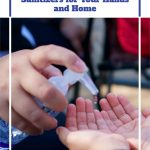 How to Make Homemade Sanitizers for Your Hands and Home