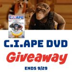 C.I.Ape-DVD-Giveaway